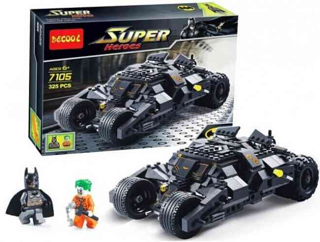 Alternativo BatmobileLa Lego the Batmanlego Florida Tumbler l1FKcTJ